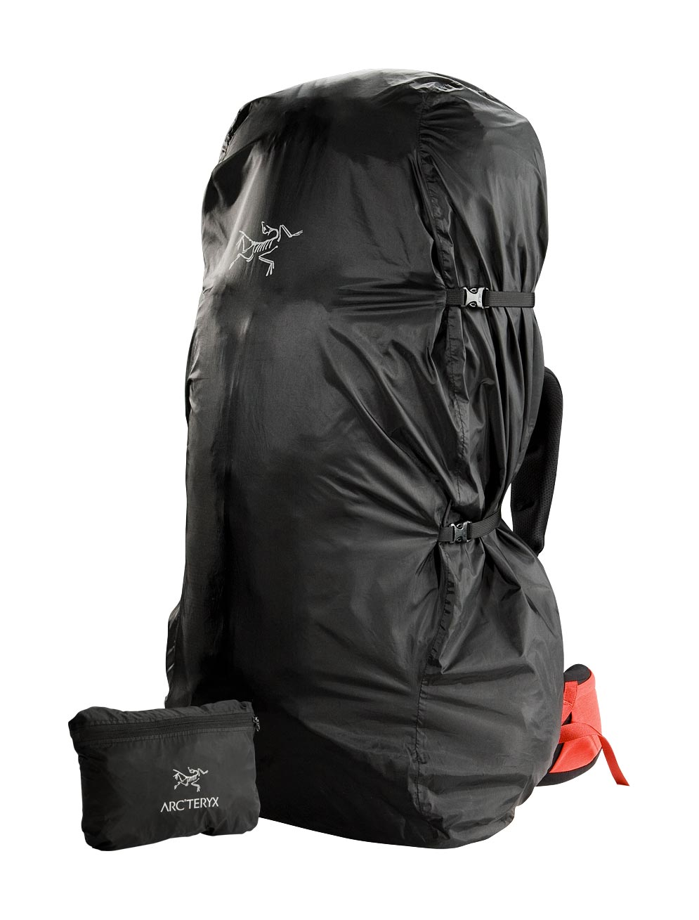 Arcteryx Black Pack Shelter M
